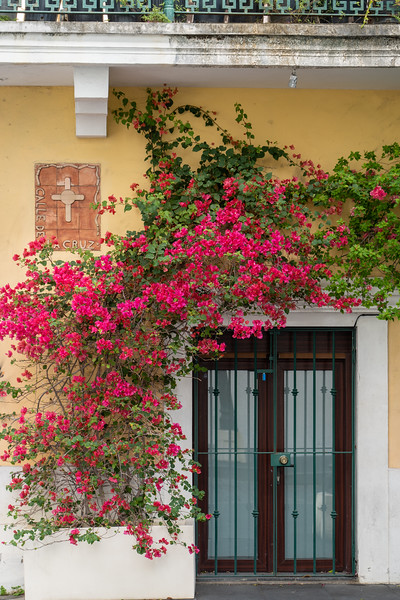 Doorway in Old San Juan