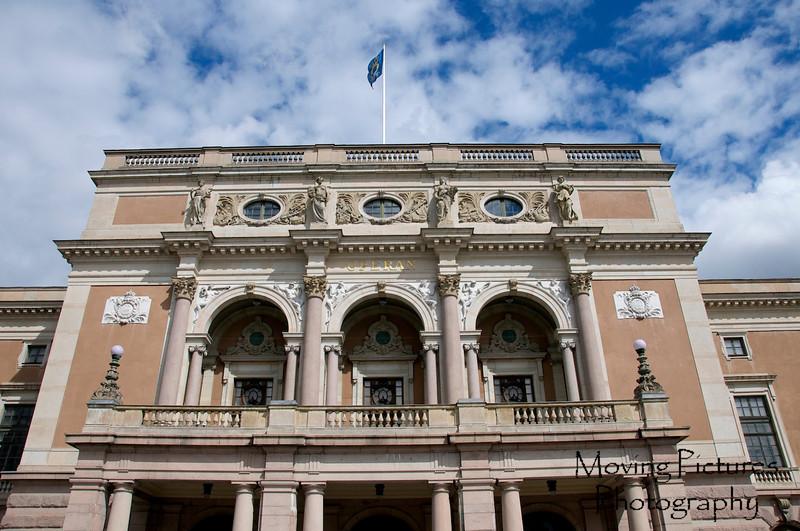 Stockholm - Opera House