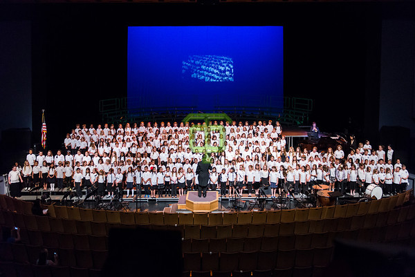 Choral - Westlake High School Choral  Cluster - April 24