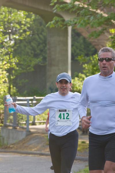 2009 kirkland half marathon