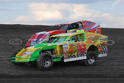 Red River Co-op Speedway - 060514