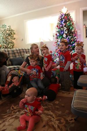 Christmas 2010 - Holiday at Gayla's