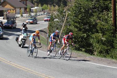 Amgen Tour of California - Running Springs 2010