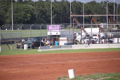 Douglas Motor Speedway Races 5/9/09