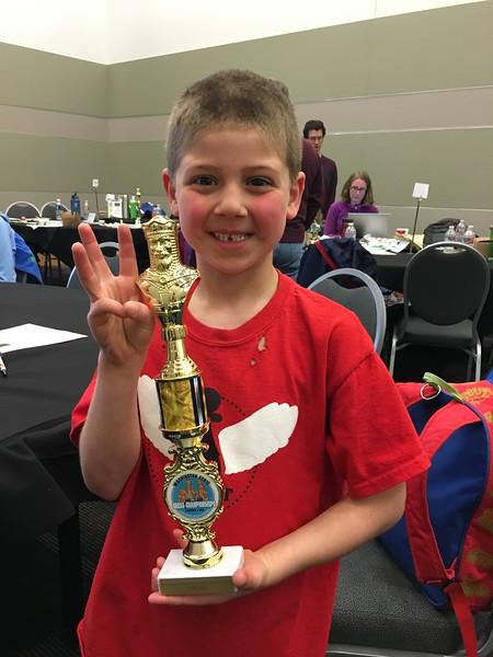 WA State Chess Champs