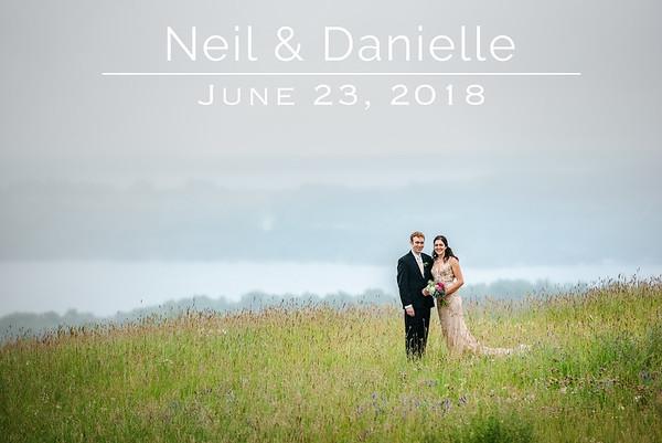 Neil & Danielle