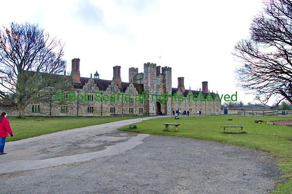 Knole park  Sevenoaks Kent  UK