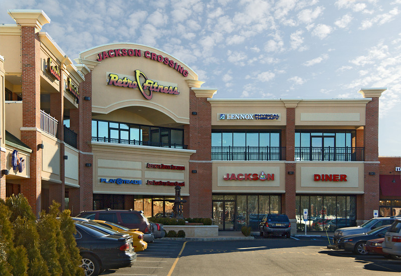 Jackson Crossing Shopping Center: for Massa Montalto Architects
