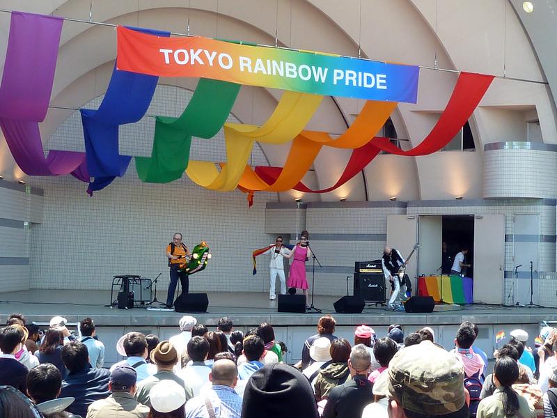 Tokyo 2013 Rainbow Pride