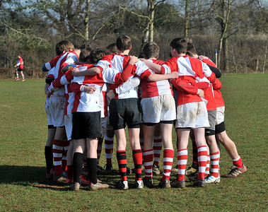 26th Feb 2012 - Claverdon u14 v Leamington