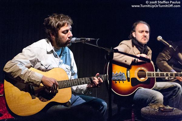 2008.11.04 - Peter Bruntnell + Michael Weston King + Jeb Loy Nichols