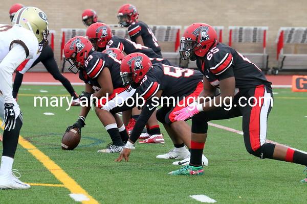 2019 Football Dunbar 8 v Landon 14