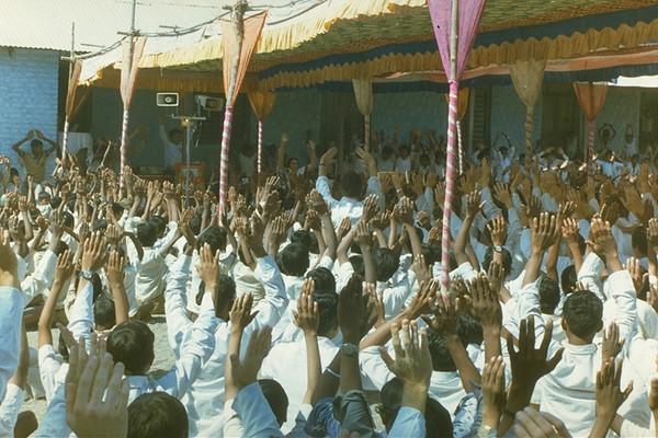 public program, India