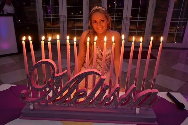 Melisa's Sweet 16