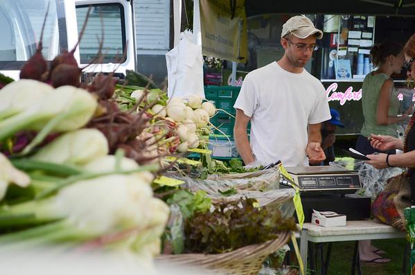 Lenox Farmers Market-083013