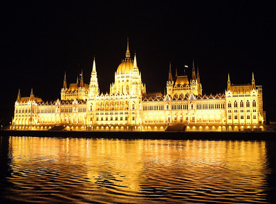 Danube Cruise 2013 - Budapest