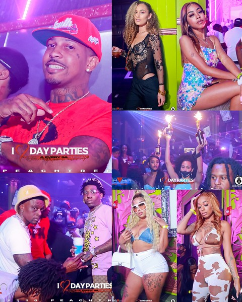 TROUBLE ,LUCCI ,BOOSIE AT  I LOVE DAY PARTIES @ ELLEVEN45 9-5-20