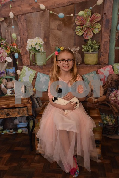 Easter Pics Taken on 3/6/18