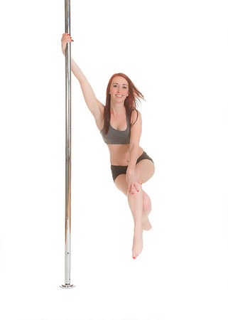 Stages Pole Fitness White Background 2014