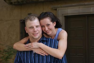 Tina & Kurtis Engagements