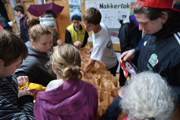 Nakk Hallowe'en Orienteering 2013