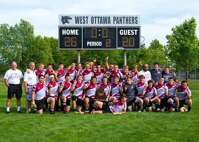 Grandville Rugby 2013