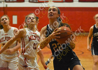 Milford - Foxboro Girls Basketball 2-4-20