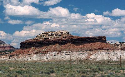 Enroute & Page AZ & Glen Canyon & Lake Powell