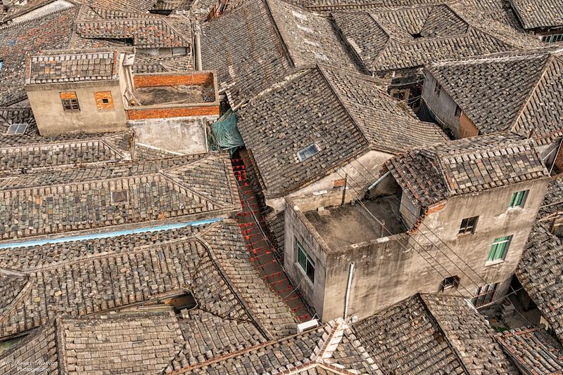 Rooftops, Jiangsha Village