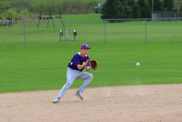 Baseball JV vs. Saugatuck - KCHS - 4/25/16
