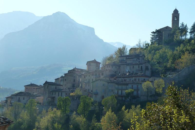 Národní park Monte Sibbilini