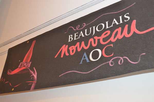 2012 Beaujolais & Beyond at French Embassy