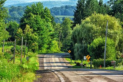 A tour of Cattaraugus County