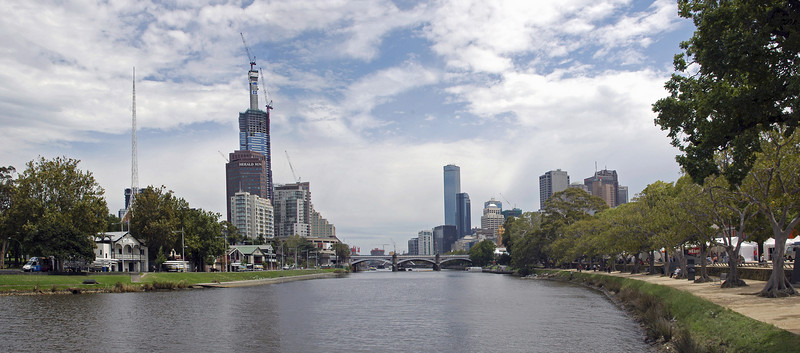 Buildings and landmarks - Melbourne