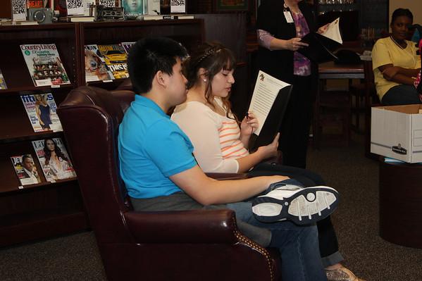 Mansfield Storytime Portfolio Reading