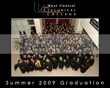 Graduation Summer 2009