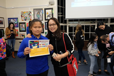 PTA Reflections Showcase Honors Artistic Students