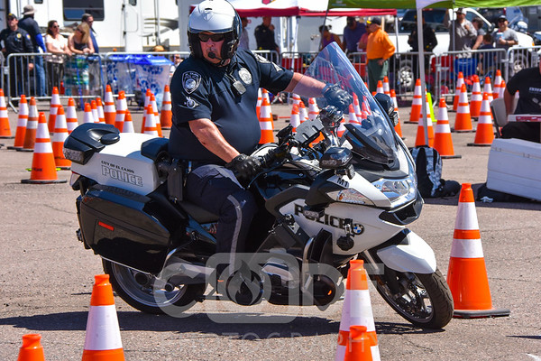 22nd Annual Southwest Police Motorcycle Competition