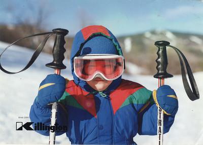 Skiing 1991-2001