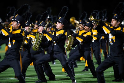 2018.10.27 - Foothill HS Band Review
