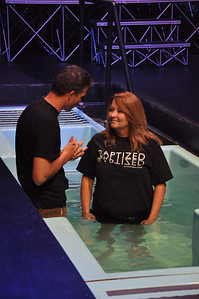2013-07-14 - 11 a.m. Baptism / Weekend Service
