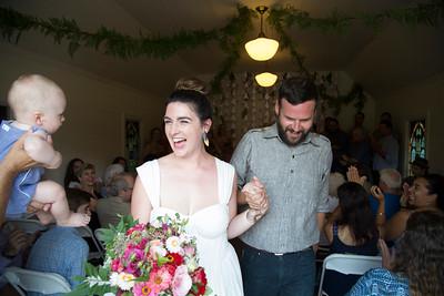 Ann and Adam: Ceremony