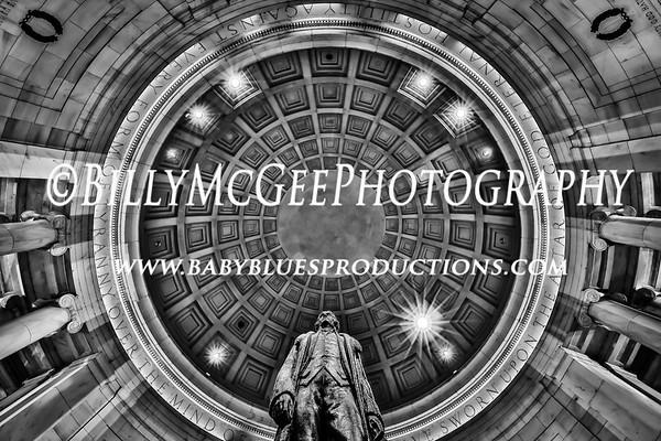 Thomas Jefferson Memorial - 22 Aug 2015