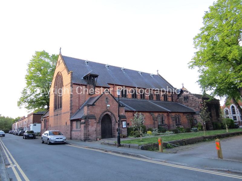 Christ Church: Somerset Street: Newtown