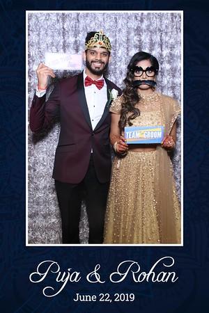Rohan And Puja's Wedding