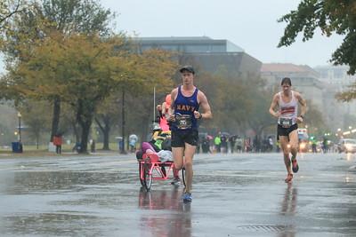 Marine Corps Marathon - Lull