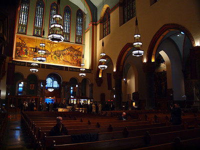PMAAA Mass of Remembrance - 3/13/10
