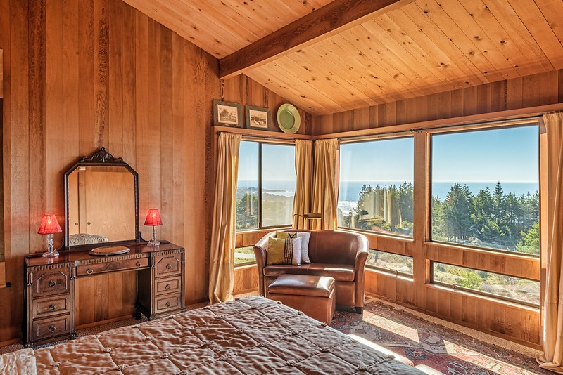 Master Bedroom with Views of Black Point
