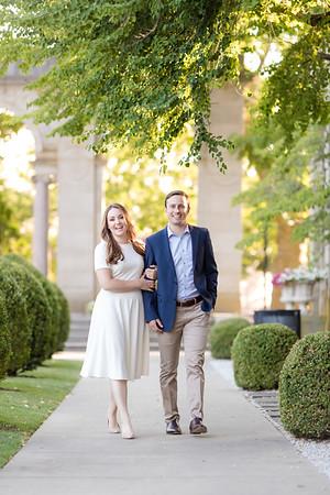 Erica and Matt