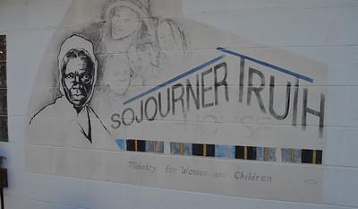 Sojourner Truth House Color Walk 2021